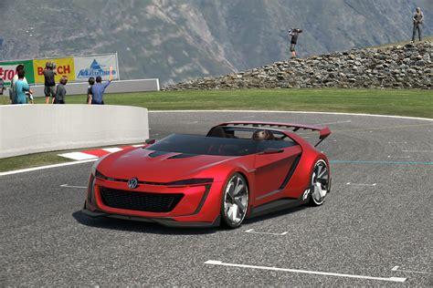 Volkswagen Gti Roadster Vision Gran Turismo By Lubeify200