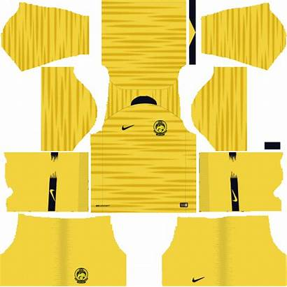 League Soccer Dream Malaysia Nike Kits Football