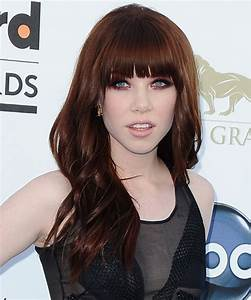 Carly Rae Jepsen Hairstyles in 2018