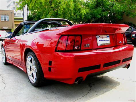 Mustang Tops