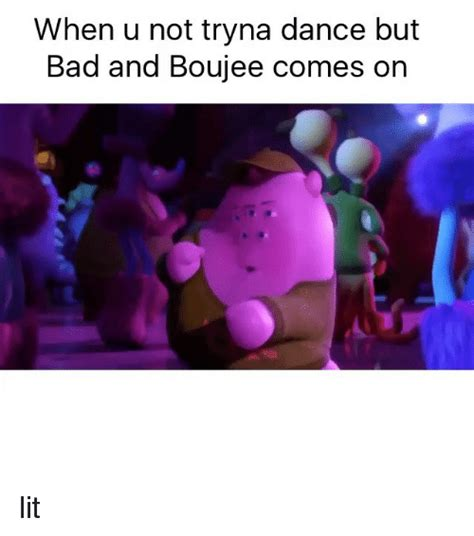 bad and boujee funny bad and boujee memes of 2017 on sizzle