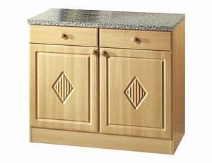 Unterschrank Küche 100 Cm : k chen unterschrank raute 2 t rig 100 cm breit buche k che k chen unterschr nke ~ Bigdaddyawards.com Haus und Dekorationen