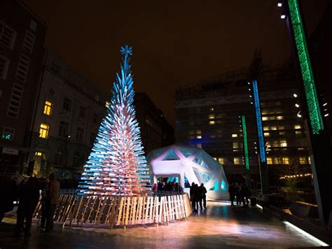 Hello Wood Crafts Meaningful Christmas Trees In London