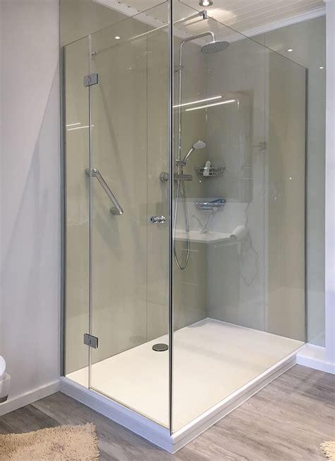 glas duschen glaserei laugesen