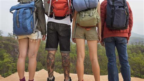 flashpacker  backpacker  type  traveler
