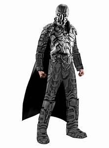 Man of Steel General Zod Deluxe Costume - maskworld.com