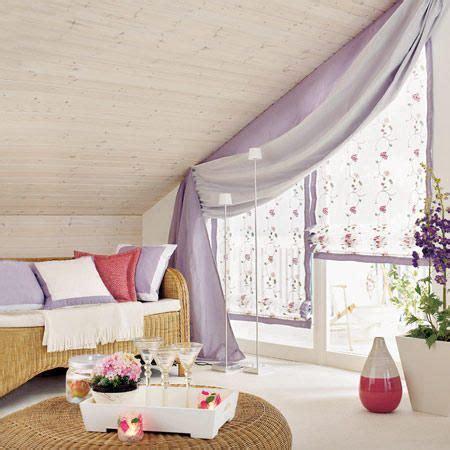 gardinen für giebelfenster 16 praktische wohnideen f 252 r ihre dachschr 228 ge in 2019 dachschr 228