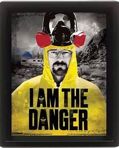 Breaking Bad (Totál Szívás) - I am the danger 3D plakát az ...
