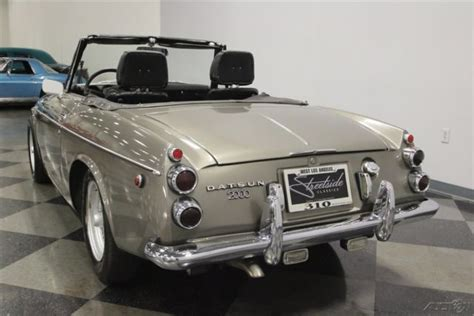 Used Datsun 2000 For Sale by 1969 Datsun 2000 Convertible 1969 Used Manual Classic