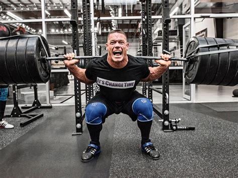 John Cena's 6week Workout Program To Build More Size And