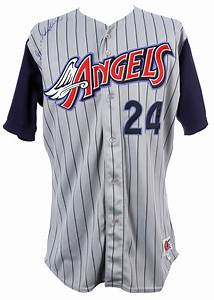Lot Detail - 1998 George Hendrick Anaheim Angels Signed ...