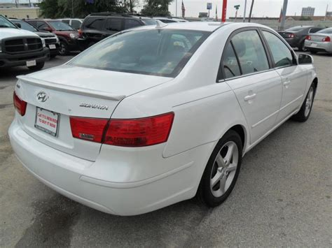 2009 Hyundai Sonata Se (a5) In Houston Tx