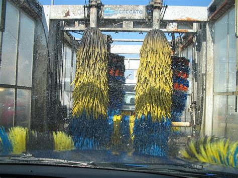 Car Wash, Car, Wash, Clean, Water