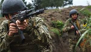 Militants launch 46 attacks on ATO troops in eastern Ukraine