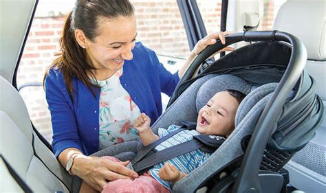 Child Car Seat Laws Explained