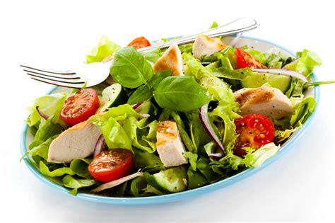 cuisine salade recettes de salades légères