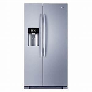 Refrigerateur Americain Pas Cher : haier hrf550as r frig rateur am ricain pas cher soldes ~ Dailycaller-alerts.com Idées de Décoration