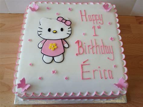 single tier character birthday cake    girls st