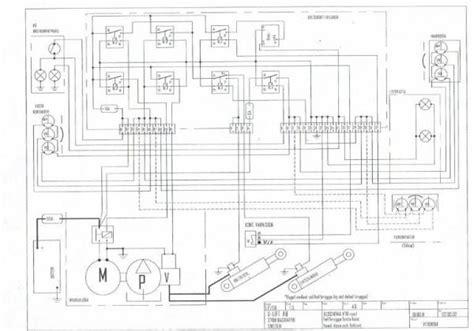 Need Help Regarding Wiring Diagram For Carlift