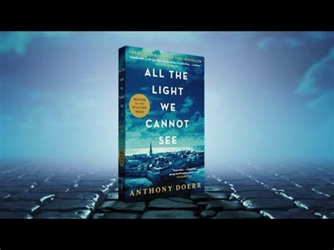 All The Light Cannot See Book Trailer Youtube