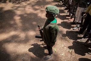 Over 300 Child Soldiers Lay Down Their Weapons After Being Released By Armed Groups In South Sudan