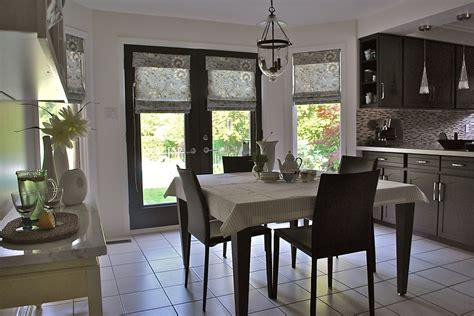 marvelous window treatments for doors to a patio