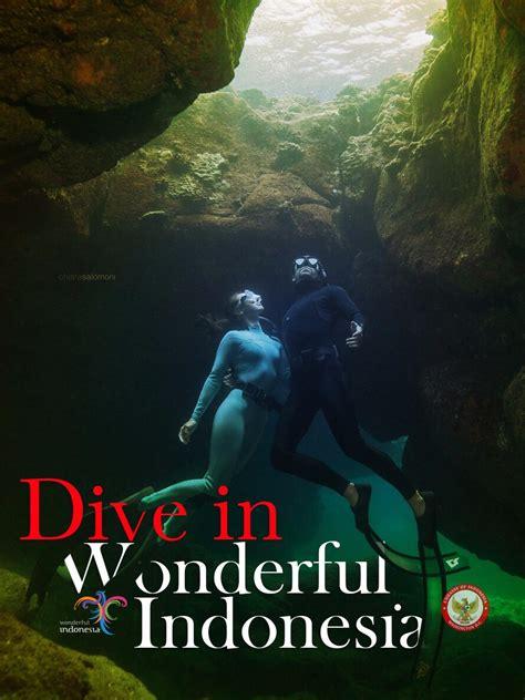 scuba divers  amerika jajal menyelam  labuan bajo