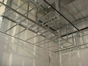 Metal Ceiling Grid by Drywall Grid 183 Ceilings By Design