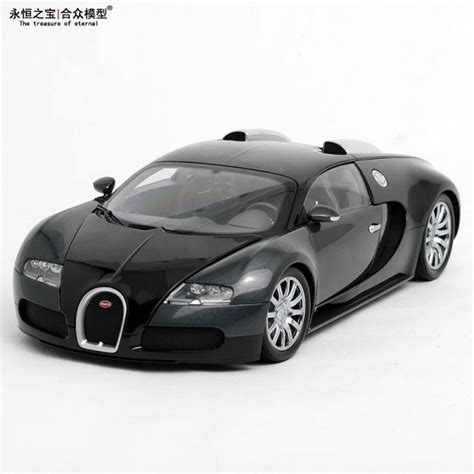 New Model Of Bugatti by Brand New Minichs 1 18 Scale Bugatti Veyron 2009