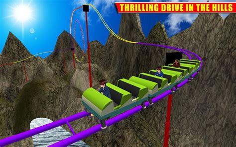 amazing roller coaster hd  apk