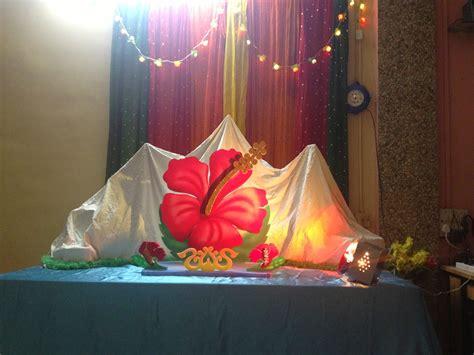 ganapati decorations himalaya  plaster  paris pop