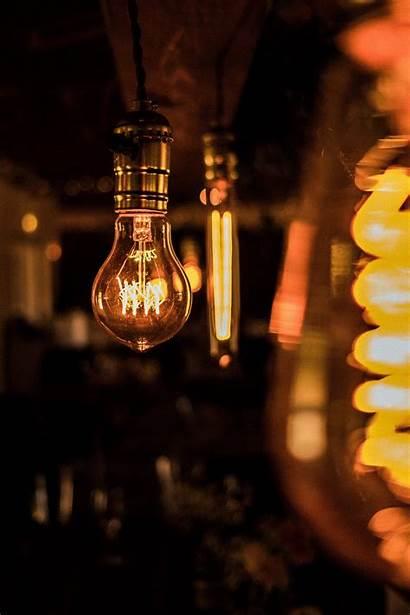 Lamp Bulb Lighting Electricity Wallpapers Fall Pantalla