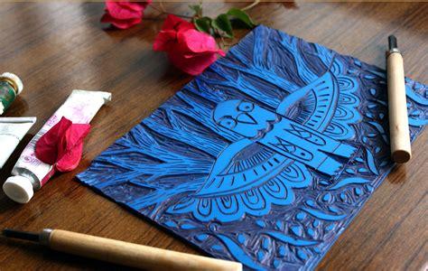 Lino Print on Behance