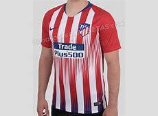 Camiseta de Atletico de Madrid 201819 Todo Sobre Camisetas