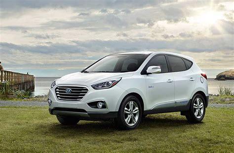 2018 Hyundai Tucson Fuel Cell Receives 30% Range Boost