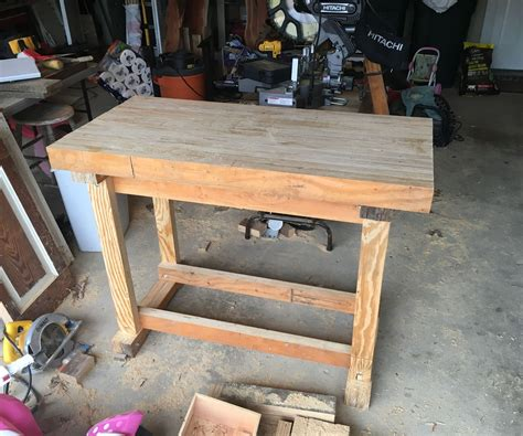 workbench      steps  pictures