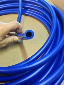 Line By The Foot  8 U0026quot  Fuel Line Blue Marine Boat Low