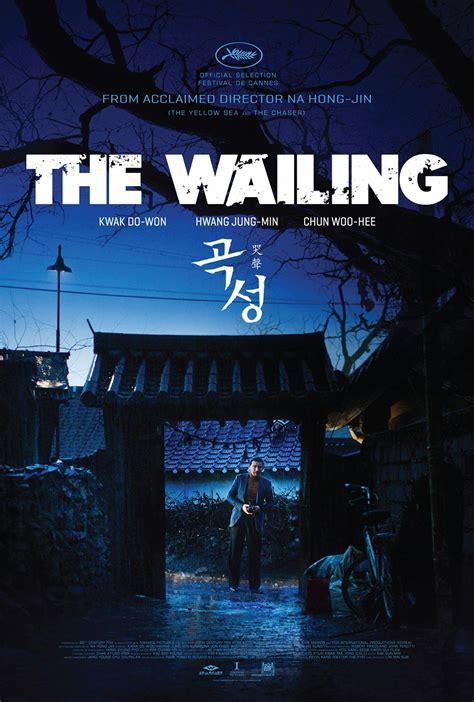 wailing  poster  trailer addict
