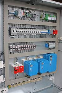 Requirements In A Machine Control Panel