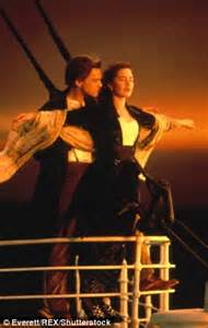 Titanic Boat Pose by Zilda Williams Puts On A Display To Celebrate New