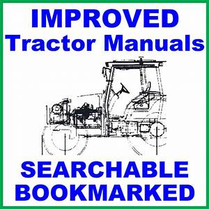 Ih International Harvester 1566  1568  U0026 1586 Tractor Shop Workshop Service Repair Manual