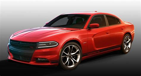 2015 Dodge Charger R/t Performance Kit Announced