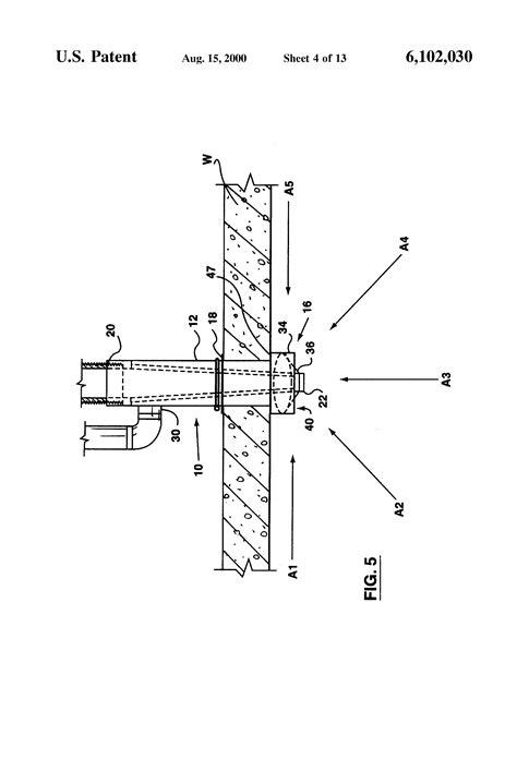Patent Furnace Vent Intake Terminal