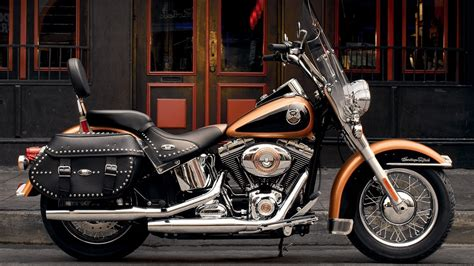 Harley Davidson Desktop Wallpaper Softail