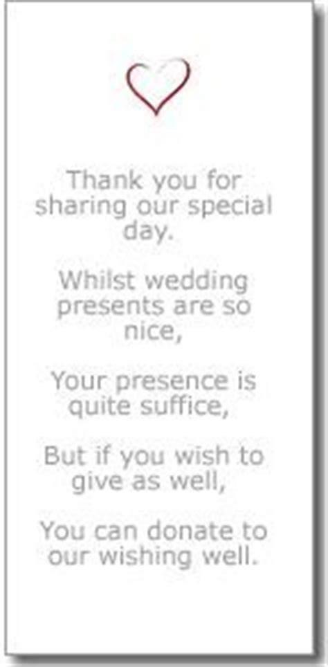 details   wedding poems   money gifts