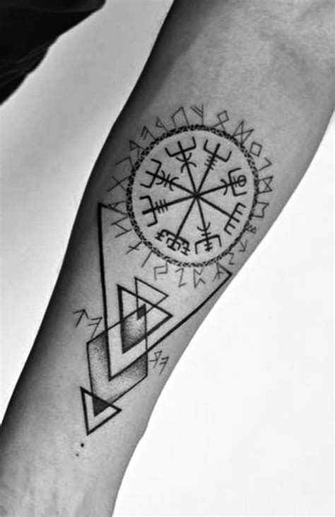 40 Powerful Viking Tattoo Designs with their meanings