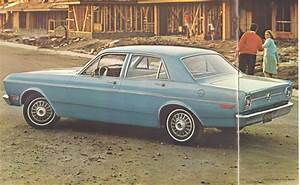 Manual Ford Falcon 1968