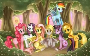 My Little Pony Bettwäsche : 10 reasons you should be watching my little pony friendship is magic den of geek ~ Watch28wear.com Haus und Dekorationen