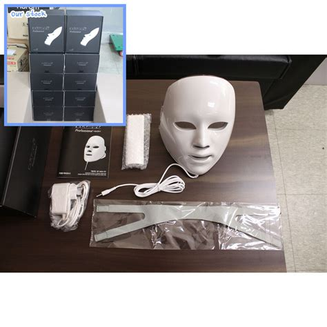 Deesse Professional LED Mask Red Light Therapy Facial Skin