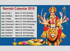 2018 Calendar March Navratri takvim kalender HD